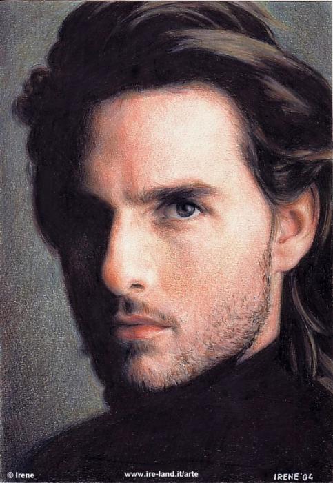 Tom Cruise by irene.roma